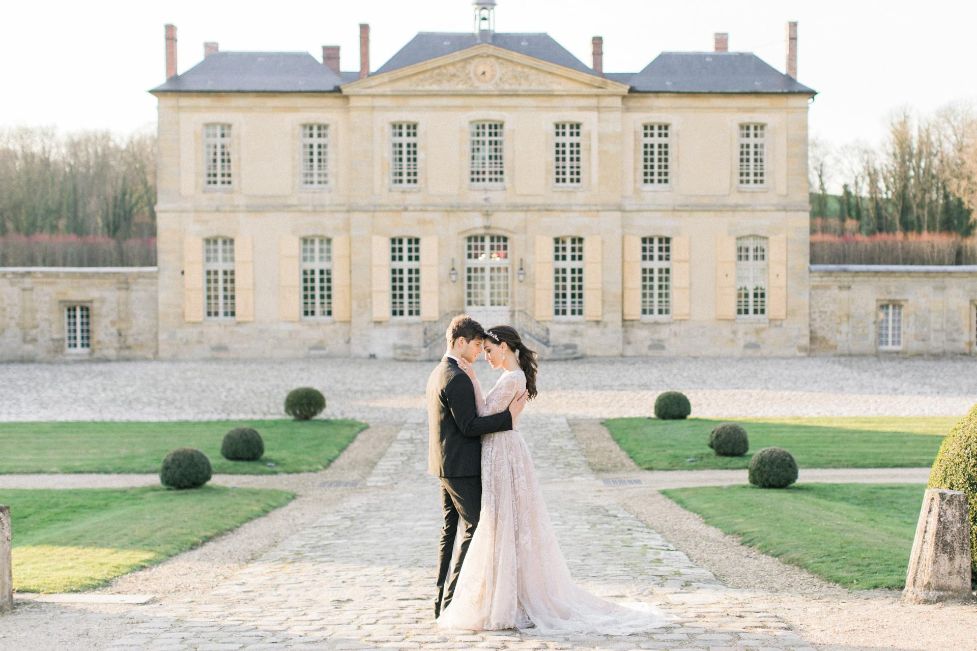 Chateau de Villette Shoot